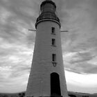Bruny Island Lighthouse by Caro