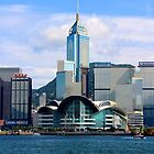 Facing Causeway Bay  II - Hong Kong. by Tiffany Lenoir