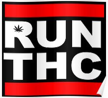 RUN THC Poster