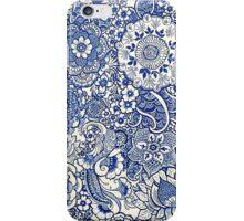 Porcelain Henna iPhone Case/Skin