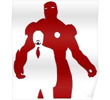 IRON MAN 1.1 Poster
