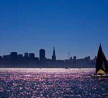 San Francisco Bay by dollop