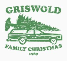 Griswold Family Christmas Kids Clothes