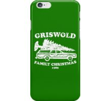 Griswold Family Christmas iPhone Case/Skin