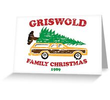 Griswold Family Christmas Greeting Card