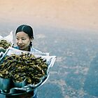 Myanmar lady by AnaBanana