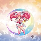 Chibi Sailor Chibi Moon by MakoFufu