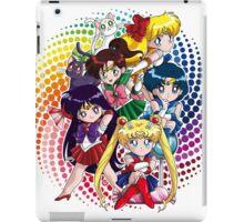 Sailor moon - Chibi Candy Edit. (White) iPad Case/Skin