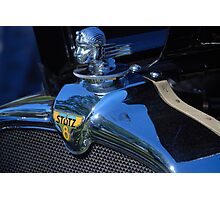 Stutz RA Ornament Photographic Print
