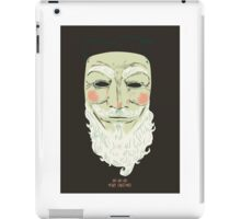 Ha Ha Ha! Merry Christmas! iPad Case/Skin