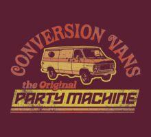 Conversions Vans by OfficeGangsta