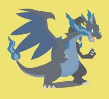 Charizard Mega Evolution - Pokemon X Kids Clothes