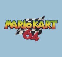 Mario Kart 64 by GOHT