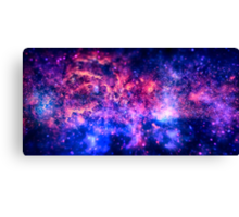 The center of the Universe (The Galactic Center Region ) Canvas Print