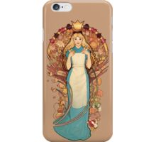 Curious and Curiouser iPhone Case/Skin