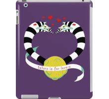 Saturn is for Lovers iPad Case/Skin