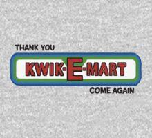 Kwik-E-Mart T-shirt by jimmy-rage