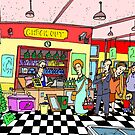 The Grocery Store by Karl Sebire