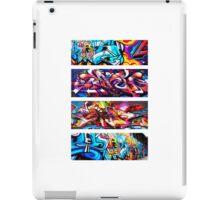 Graffitee'd iPad Case/Skin