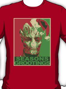Seasons Grootings T-Shirt