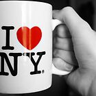 I heart NY by Sarah Marks