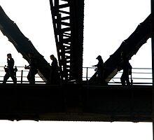 Walkin' the Bridge by Chroma