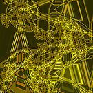 Yellow Structure by Glenys