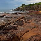 Short Point - Merimbula by Darren Stones