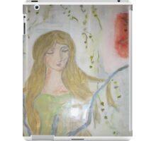 Rusalka iPad Case/Skin