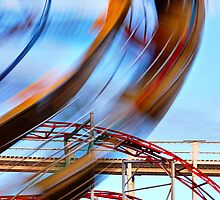 Fun fair by Peter Hammer