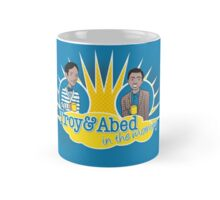 Troy and Abed in the Morning Mug