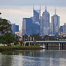 Melbourne by Darren Stones