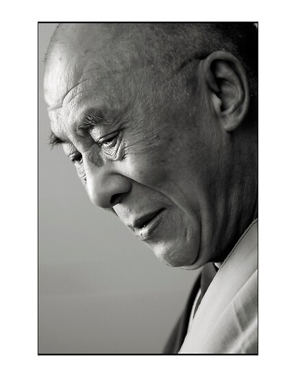 The Dalai Lama, Australia 2007. by Rusty Stewart
