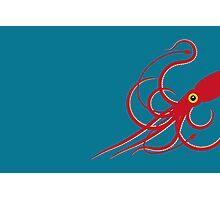 Giant Squid Photographic Print