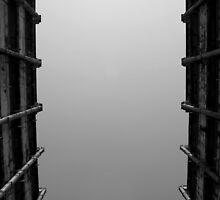 Looking Up v5 - Shek Kip Mei Estate, Hong Kong by Jonathan Russell