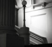 Ethereal pillar light by Pirostitch
