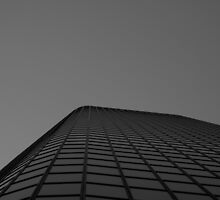 Looking Up v7 - Melbourne CBD by Jonathan Russell