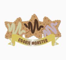 Cookie Monster by xanimekingdomx