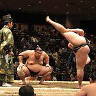 Sumo stretch by Rhona