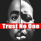"2Pac and Biggie ""Trust No One"" SALE! by ContrastLegends"