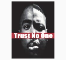 "Tupac and Biggie ""Trust No One"" Supreme T-Shirt"