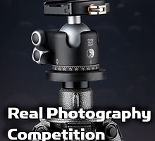 Gitzo 1227 Carbon Fiber Tripod + Really Right Stuff B40-LR Head by The RedBubble Real Photography Comp