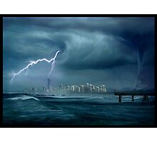 Climate Shift  Photographic Print