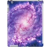 Cosmic vacuum cleaner (Spiral Galaxy M83) iPad Case/Skin
