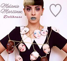 Melanie Martinez Dollhouse poster by fangirl1313