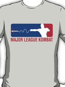 Major League Kombat T-Shirt