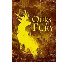 Game of Thrones - House Baratheon Photographic Print