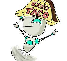 Krazy taco by Momodory09
