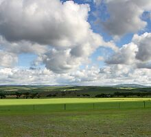 Country Clouds by Leeo