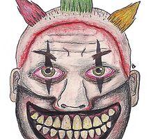 Twisty the Clown by simplysethh